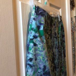 Halogen Skirts - Halogen size 4 pencil skirt. Multi-colored.